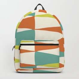 Zaha Lime Backpack