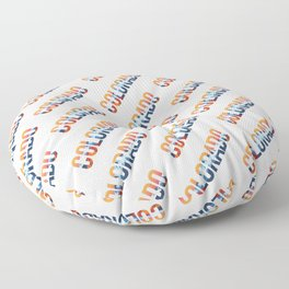 Colorado Floor Pillow