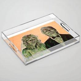 The Maitlands Acrylic Tray