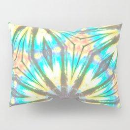 Twelve-Pointed Diagonal Stars Pillow Sham