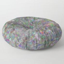 Big Abstract 013 Floor Pillow