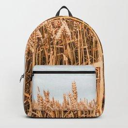 corn field Backpack