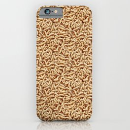 Maggots iPhone Case