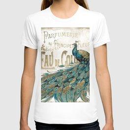 Peacock Jewels T-shirt