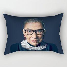 RUTH BADER GINSBURG Rectangular Pillow