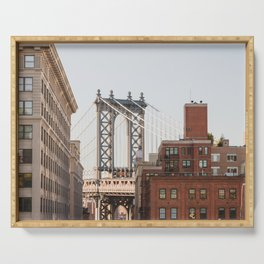 Dumbo Brooklyn Serving Tray