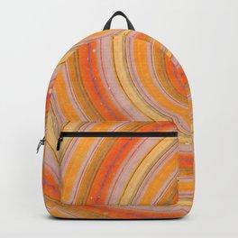 Hard Boiled Candy Swirl Backpack