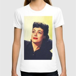 Joan Crawford, Hollywood Legend T-shirt