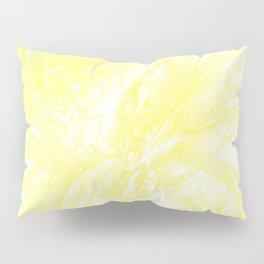 Splatter in Lemonade Pillow Sham