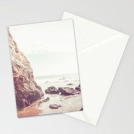 Malibu,beach photography, Los Angeles, beach, seaside, California, surf, California ph Stationery Cards