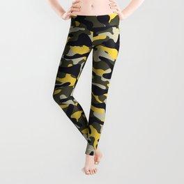 Industrial Camouflage Leggings