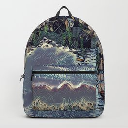 Waterfront Backpack