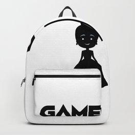 Game Over Groomsmen - Groom Funny Backpack
