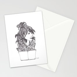 Sleeping Forest Stationery Cards