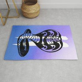 Cobra Kai's Rug