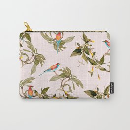 Birds in habitat Carry-All Pouch