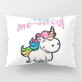 TYPE ONE DERFUL Diabetes Diabetic funny Unicorn Pillow Sham