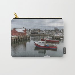 Rockport Harbor 12-4-19 Carry-All Pouch