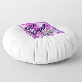 Mister Shredder Floor Pillow