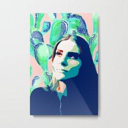 Svetlana #society6 #decor #buyart Metal Print