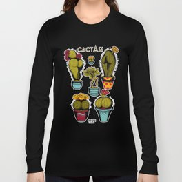 Cactass Long Sleeve T-shirt