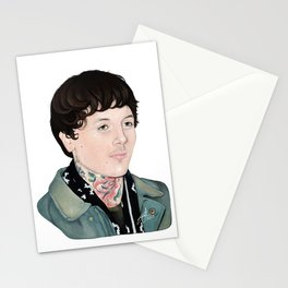 OLI SYKES Stationery Cards