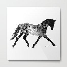 Horse (Noblesse oblige) Metal Print