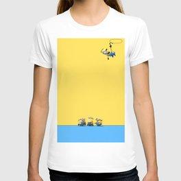 Funny Minion T-shirt