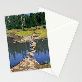 Rock Lake Version 2 Stationery Cards