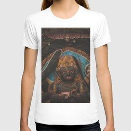 Temples and Architecture of Kathmandu City, Nepal 003 T-shirt