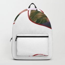 Meredith and Derek Backpack