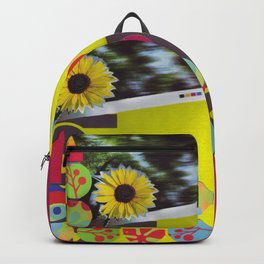 Neon Pallette Backpack