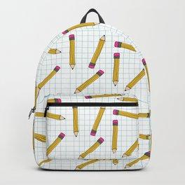 Pencils, Pencils Everywhere! Backpack