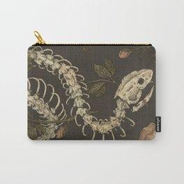 Snake Skeleton Tasche
