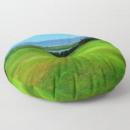 PEI Canada Oceanview Landscape | Nadia Bonello Floor Pillow