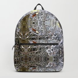 Ancient Metal Backpack