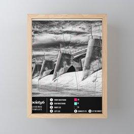 Forbidden Zone Framed Mini Art Print