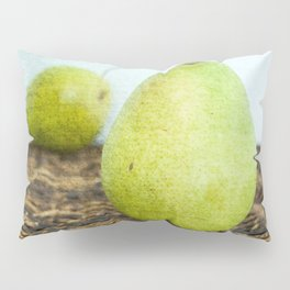 One Pair, Two Pears Pillow Sham