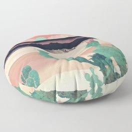 Desert Dawn Floor Pillow