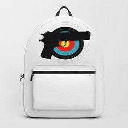 Pistol Target Backpack