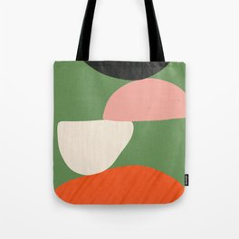 Stacking Bowls Tote Bag