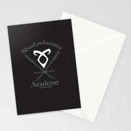 Shadowhunter Academy Stationery Cards