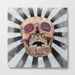 Milk Teeth Metal Print
