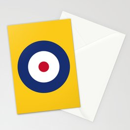 RAF Type A Roundel Stationery Cards