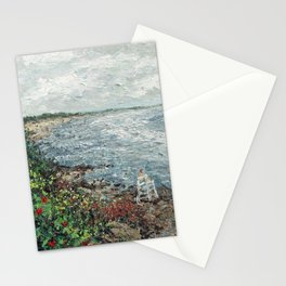 Ogunquit, Marginal Way Stationery Cards