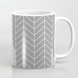 Grey Arrow Coffee Mug