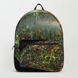 Large Scale Universe Model Backpack