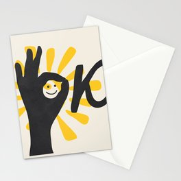 OK Stationery Cards