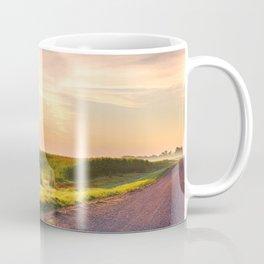 Stunningly Beautiful Country Road Ultra HD Coffee Mug