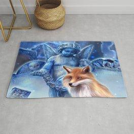 Spirit of the Fox Rug